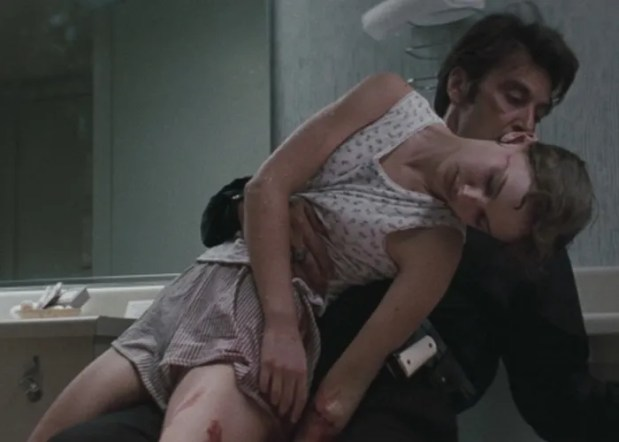 Кадр из фильма *Леон*./ Фото: onlinemix.org