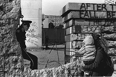 Mauer Berlin  Berliner Mauer  Informationen zur Mauer in