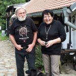 Exkursion nach Vranov – Der Besuch