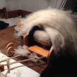 3. Spinnkurs: Vom Vlies zum Wollfaden