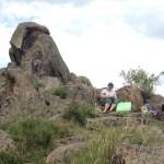 Malgruppe im Sommer – Rückblick 1