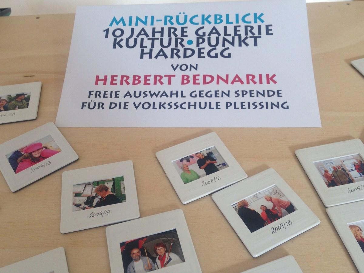 Finissage und Tagebuchtag 2016