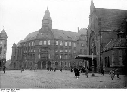 Jdische Geschichte in Gelsenkirchen