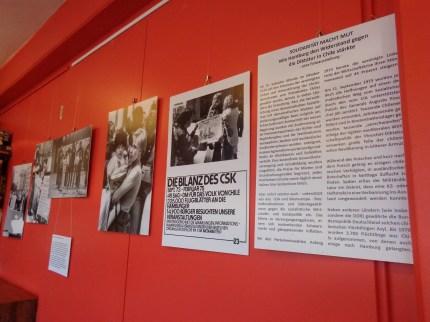 Ausstellung: Solidarität mit Chile_November 2018
