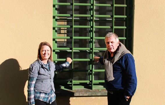 Annelie Tollerå och Olov Rasch