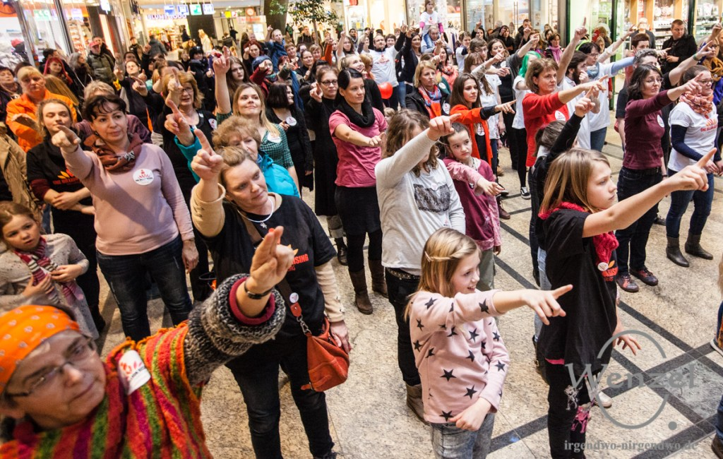One-Billion-Rising – Magdeburg