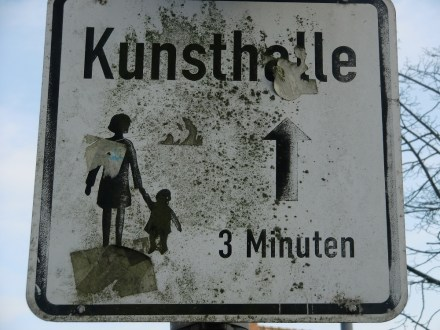 3 Minunten bis zur Kunsthalle