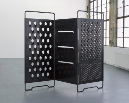 Mona Hatoum: Paravent, 2008, Sammlung Sander/The Sander Collection.