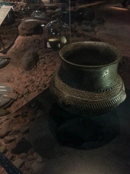 Objekt aus dem Archäologischen Museum Hamburg