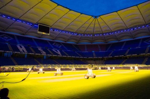 Stadion des HSV