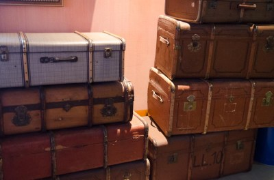 BallinStadt - Das Auswanderermuseum Hamburg. Wie wanderte man früher aus? - Eine kleine Erkundungstour! Welche Träume hatten die Menschen?