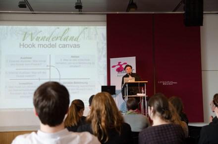 stARTcamp München 2014 digitales.weiter.denken Frank Tentler: Das neue #Rabbithole für #Wunderland