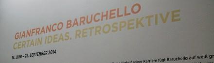 Gianfranco Baruchello - Certain Ideas - Retrospektive. bis 28. September 2014. Deichtorhallen Sammlung Falckenberg Hamburg
