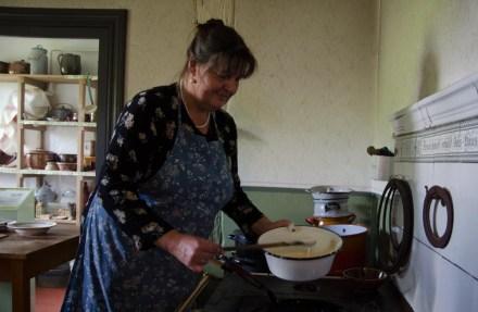 Historisches Kochen am Kiekeberg