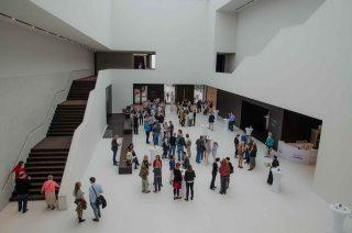 Preview im neuen Gebäude des LWL-Museums für Kunst und Kultur