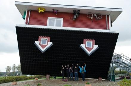 Das Verrückte Haus - getragen von einem fantastischen Team!