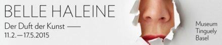 Belle Haleine - Der Duft der Kunst - Museum Tinguely