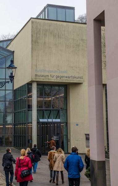 Museum für Gegenwartskunst Basel