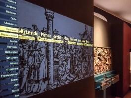 Wie hätten die Nachrichten von vor 500 Jahren wohl heute ausgesehen? Im Kurznachrichtenstil versucht das Museum die Geschehnisse von damals einzufangen und zu präsentieren. ( Sonderausstellung im Braunschweigischen Landesmuseum)
