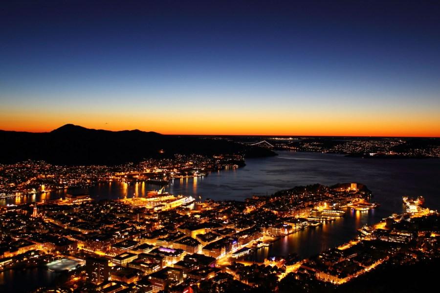 Bergen. Foto: Sören Ladehof