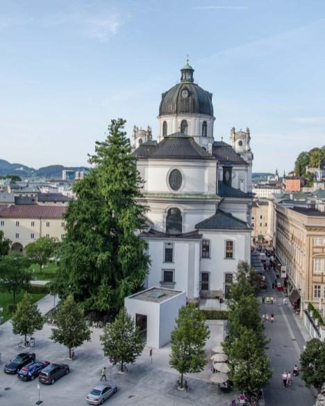 Über den Dächern Salzburgs Foto: Wera Wecker