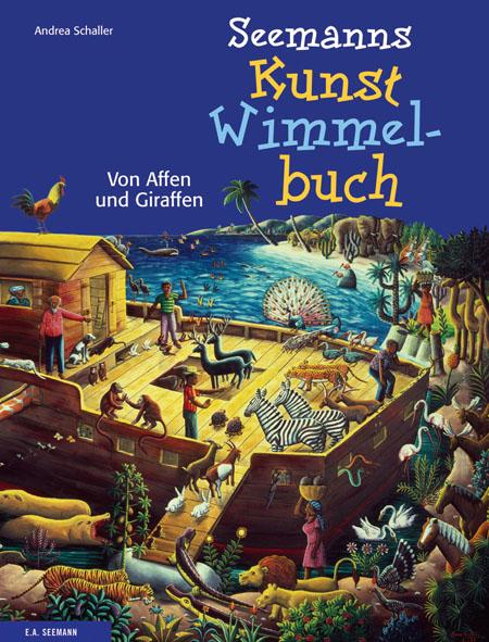 Seemanns Kunst Wimmelbuch