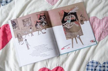 Edgar und das Ballettmädchen Wie Degas' Bilder tanzen lernten Benita Roth Verlag Seemann Henschel