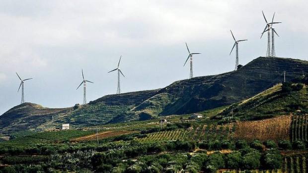 """Italiensk mafia har tjent milliarder på """"grønn energi"""""""