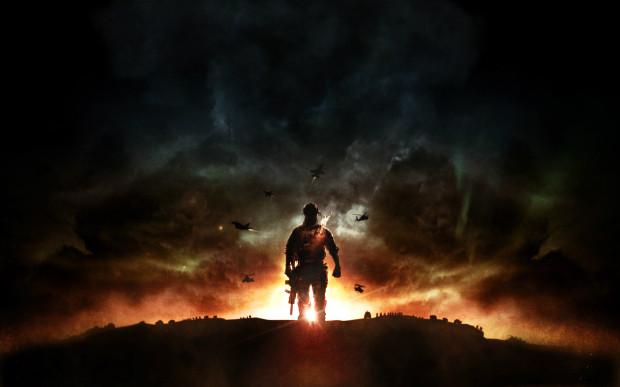 Battlefield Explosion