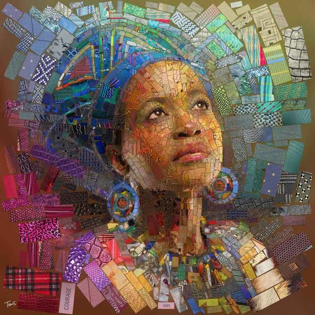 Charis Tsevis _African-bricks