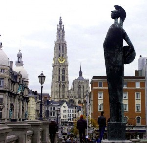 Antwerp travelogue, dispatch and photographs