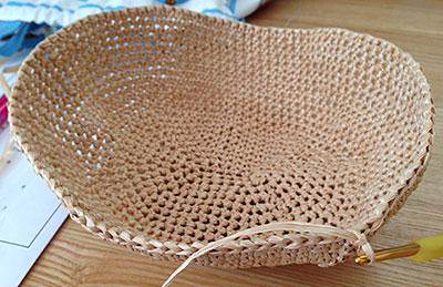 エコアンダリヤ帽子…熱収縮チューブ