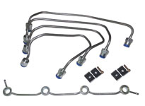 New Kubota Injector Fuel Pipe Set