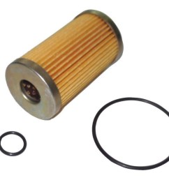 john deere skid steer fuel filter with o ring 4475 5575 6675  [ 1428 x 960 Pixel ]