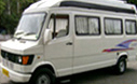 9 seater tempo travellers booking