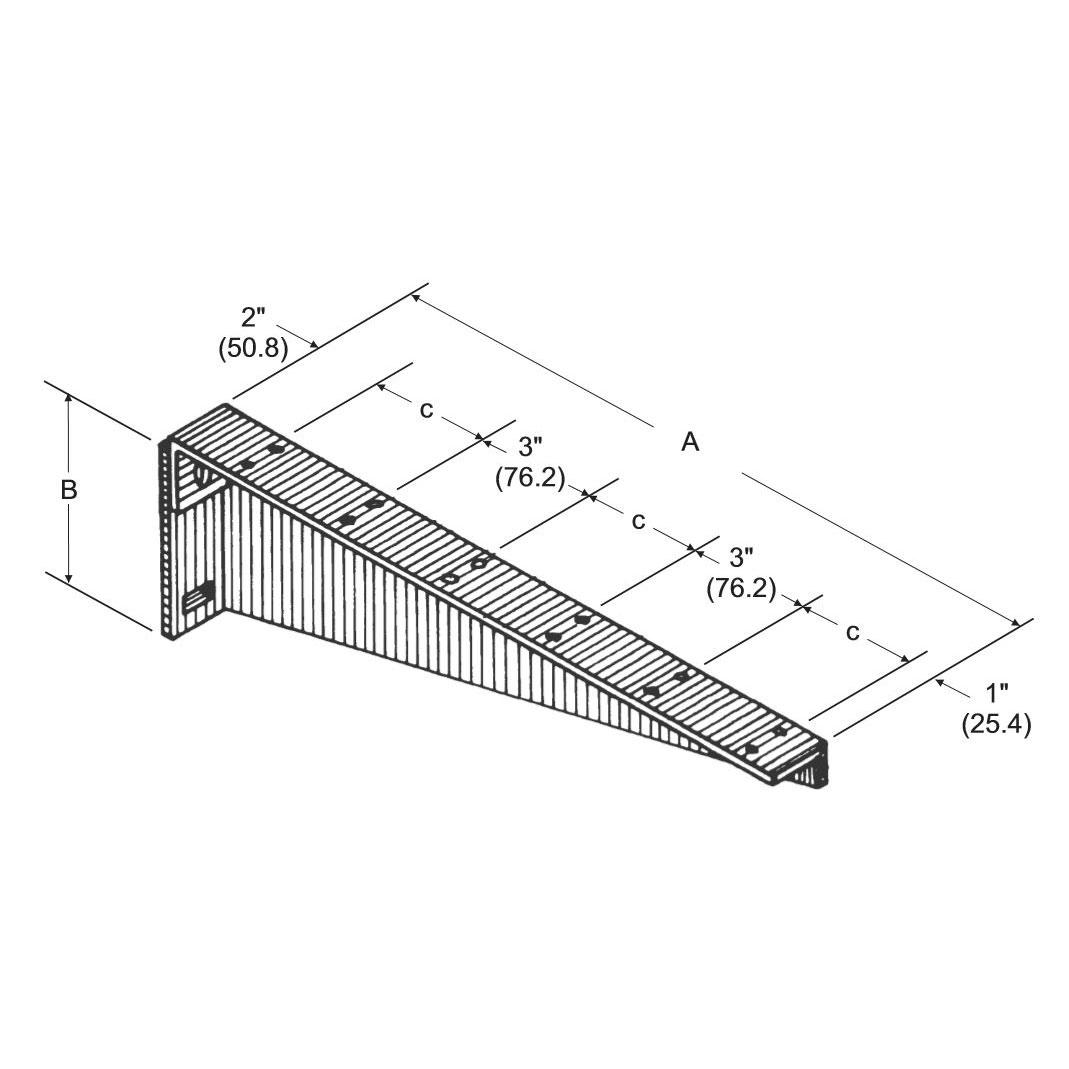 Steel Channel Strut Fittings