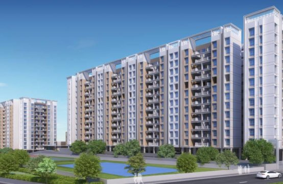 Kumar Pratham – 2 & 3 Bedroom Apartments in Moshi Pune