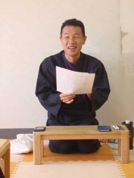 栗本先生研修2