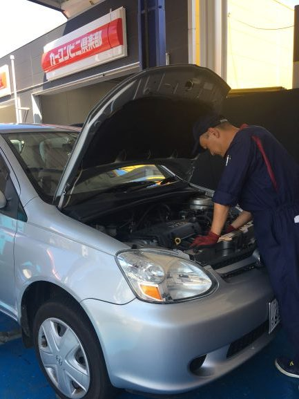 自動車整備3