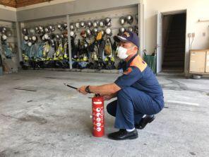 野庭消防出張所11