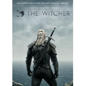 The Witcher Afiş