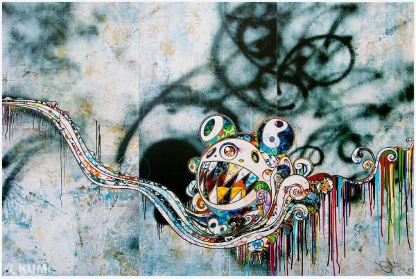 Takashi Murakami Kumi Contemporary Japanese Art