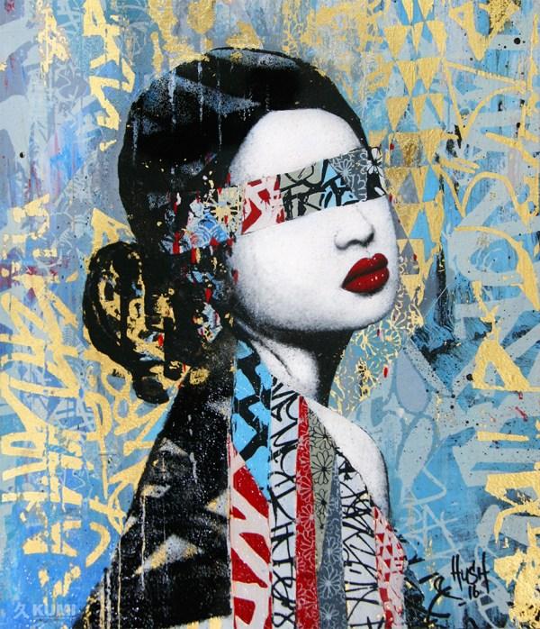 Hush Art Kumi Contemporary Japanese