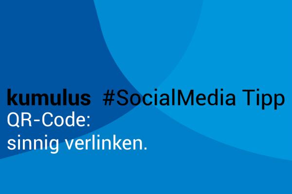 QR-Code nutzen für Kundenbindung in Social Media