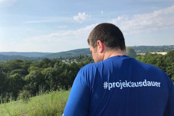 Projekt Ausdauer – privat, persönlich und beruflich für Social Media