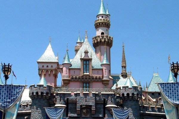 Walt Disney Schloss (Bild: janeb13 via pixabay, CC0)