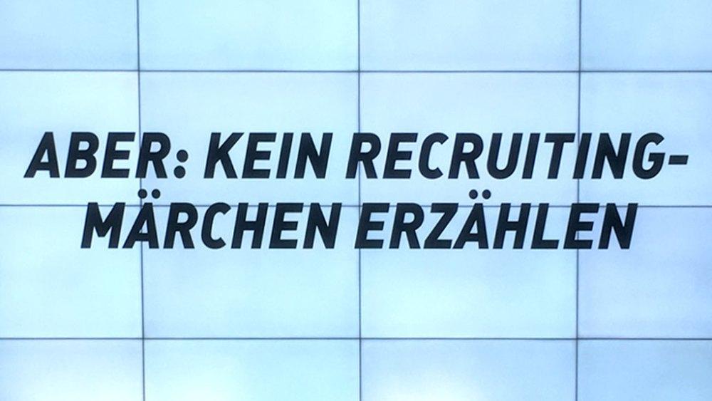 Kein Recruiting-Märchen erzählen in Social Media!