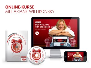 Ariane Willikonsky, FON Institut, Onlineprodukte