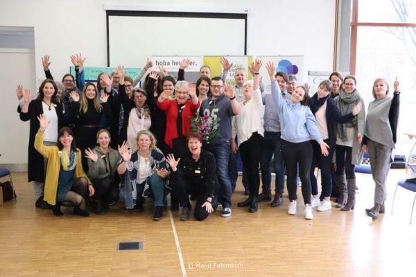 Rückblick Barcamp Bergisch Land 2020: Teilnehmer (Bild: Majid Fahimkish)