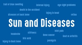 Sun and Diseases